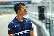 Donnerstag - Formel 1 2017, Malaysia GP, Sepang, Bild: Sutton