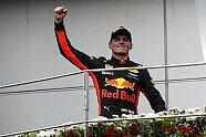 Podium - Formel 1 2017, Malaysia GP, Sepang, Bild: Sutton