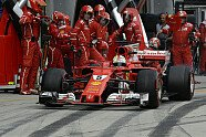 Rennen - Formel 1 2017, Malaysia GP, Sepang, Bild: Ferrari