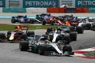 Rennen - Formel 1 2017, Malaysia GP, Sepang, Bild: Mercedes-Benz