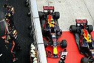 Podium - Formel 1 2017, Malaysia GP, Sepang, Bild: Red Bull