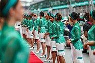 Girls - Formel 1 2017, Malaysia GP, Sepang, Bild: Sutton