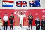 Podium - Formel 1 2017, Japan GP, Suzuka, Bild: LAT Images