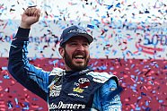 30. Lauf - NASCAR 2017, Bank of America 500, Charlotte, North Carolina, Bild: NASCAR