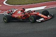 Freitag - Formel 1 2017, USA GP, Austin, Bild: Ferrari