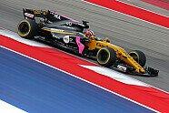 Freitag - Formel 1 2017, USA GP, Austin, Bild: Renault