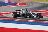 Samstag - Formel 1 2017, USA GP, Austin, Bild: Sutton