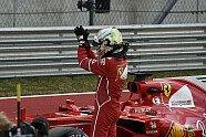 Samstag - Formel 1 2017, USA GP, Austin, Bild: Ferrari