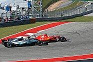 Rennen - Formel 1 2017, USA GP, Austin, Bild: Sutton