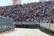 Sonntag - Formel 1 2017, USA GP, Austin, Bild: Sutton