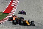 Rennen - Formel 1 2017, USA GP, Austin, Bild: Renault