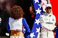 Podium - Formel 1 2017, USA GP, Austin, Bild: LAT Images
