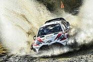 Tag 1 - 3 & Podium - WRC 2017, Rallye Großbritannien, Deeside, Bild: Toyota