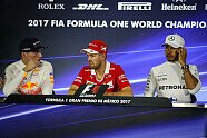 Samstag - Formel 1 2017, Mexiko GP, Mexico City, Bild: Sutton