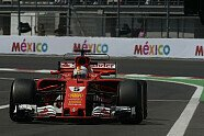Samstag - Formel 1 2017, Mexiko GP, Mexico City, Bild: Ferrari