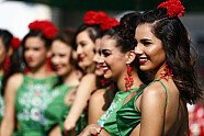 Mexiko GP: Zeitreise mit den hübschesten Girls aus Mexico City - Formel 1 2017, Verschiedenes, Mexiko GP, Mexiko Stadt, Bild: LAT Images