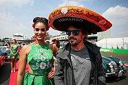 Highlights: Die 25 besten Fotos aus Mexico City - Formel 1 2017, Mexiko GP, Mexico City, Bild: Sutton