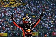 Highlights: Die 25 besten Fotos aus Mexico City - Formel 1 2017, Mexiko GP, Mexico City, Bild: Red Bull