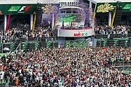 Podium - Formel 1 2017, Mexiko GP, Mexico City, Bild: LAT Images