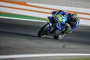 Samstag - MotoGP 2017, Valencia GP, Valencia, Bild: Suzuki