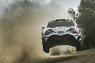 Shakedown - WRC 2017, Rallye Australien, Coffs Harbour, Bild: Toyota