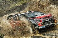 Tag 1 - WRC 2017, Rallye Australien, Coffs Harbour, Bild: Citroen
