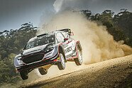 Tag 1 - WRC 2017, Rallye Australien, Coffs Harbour, Bild: M-Sport