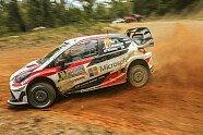 Tag 1 - WRC 2017, Rallye Australien, Coffs Harbour, Bild: Toyota