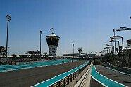 Donnerstag - Formel 1 2017, Abu Dhabi GP, Abu Dhabi, Bild: Sutton