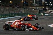 Rennen - Formel 1 2017, Abu Dhabi GP, Abu Dhabi, Bild: Sutton