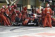 Rennen - Formel 1 2017, Abu Dhabi GP, Abu Dhabi, Bild: Ferrari