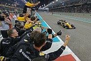 Highlights: Die 25 besten Fotos aus Abu Dhabi - Formel 1 2017, Abu Dhabi GP, Abu Dhabi, Bild: Renault