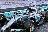 Pirelli-Reifentest - Mittwoch - Formel 1 2017, Testfahrten, Abu Dhabi, Abu Dhabi, Bild: Sutton