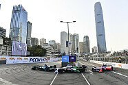Formel E: Saisonstart in Hongkong - Formel E 2017, Hongkong, Hong Kong, Bild: Formel E