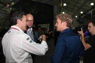 Formel E: Nico Rosberg in Hongkong - Formel E 2017, Verschiedenes, Bild: LAT Images