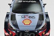WRC 2018: Die neuen Autos von Hyundai, Citroen, M-Sport und Toyota - WRC 2018, Präsentationen, Bild: Hyundai