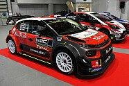 WRC 2018: Die neuen Autos von Hyundai, Citroen, M-Sport und Toyota - WRC 2018, Präsentationen, Bild: Sutton