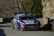 Tag 3 & Podium - WRC 2018, Rallye Monte Carlo, Monte Carlo, Bild: Hyundai