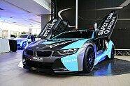 Formel E: BMW i8 Safety Car Launch - Formel E 2018, Präsentationen, Bild: BMW Motorsport