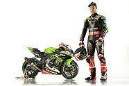 WSBK: Das ist Jonathan Reas Superbike-Kawasaki für 2018 - Superbike WSBK 2018, Präsentationen, Bild: Kawasaki