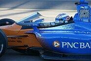 IndyCar testet Alternative zum Halo der Formel 1 - IndyCar 2018, Verschiedenes, Bild: IndyCar