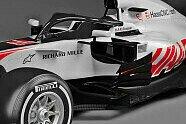 Formel 1 2018: Haas launcht neuen VF-18 - erste Fotos - Formel 1 2018, Präsentationen, Bild: Haas F1 Team