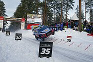 Tag 2, Tag 3 & Podium - WRC 2018, Rallye Schweden, Torsby, Bild: LAT Images