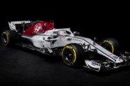 Formel 1 2018: Alfa Romeo Sauber C37 ist da - erste Fotos - Formel 1 2018, Präsentationen, Bild: Alfa Romeo / Youtube