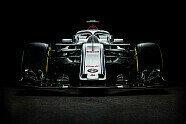 Formel 1 2018: Alfa Romeo Sauber C37 ist da - erste Fotos - Formel 1 2018, Präsentationen, Bild: Sauber