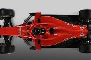 Formel-1-Saison-2018: Ferrari zeigt den SF71H - erste Fotos - Formel 1 2018, Präsentationen, Bild: Ferrari