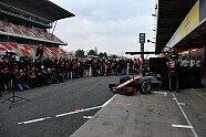 Formel 1 2018: Haas launcht neuen VF-18 - erste Fotos - Formel 1 2018, Präsentationen, Bild: Sutton