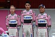 Formel 1 2018: Force India launcht neuen VJM11 - erste Fotos - Formel 1 2018, Präsentationen, Bild: Sutton