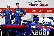 Formel 1 2018: Toro Rosso enthüllt neuen STR13 - erste Fotos - Formel 1 2018, Präsentationen, Bild: Sutton