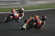 MotoGP-Testfahrten Katar 2018 - Donnerstag - MotoGP 2018, Testfahrten, Losail, Losail, Bild: HRC